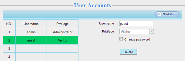 UserAccounts